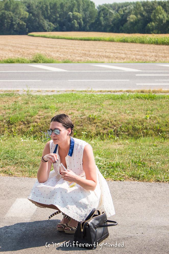 and other Stories Rachel Antonoff Swiss Dot Dress