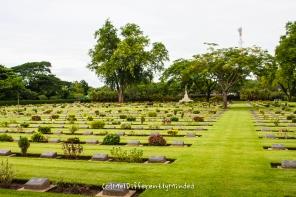 Chungkai War Cemetery