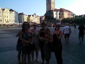 Hen Night in Prague