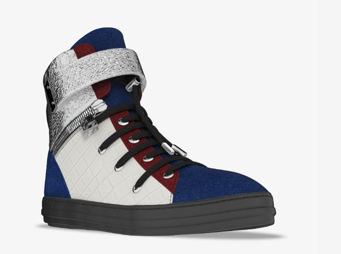 Farfetch Regent Hi-top Sneaker 2